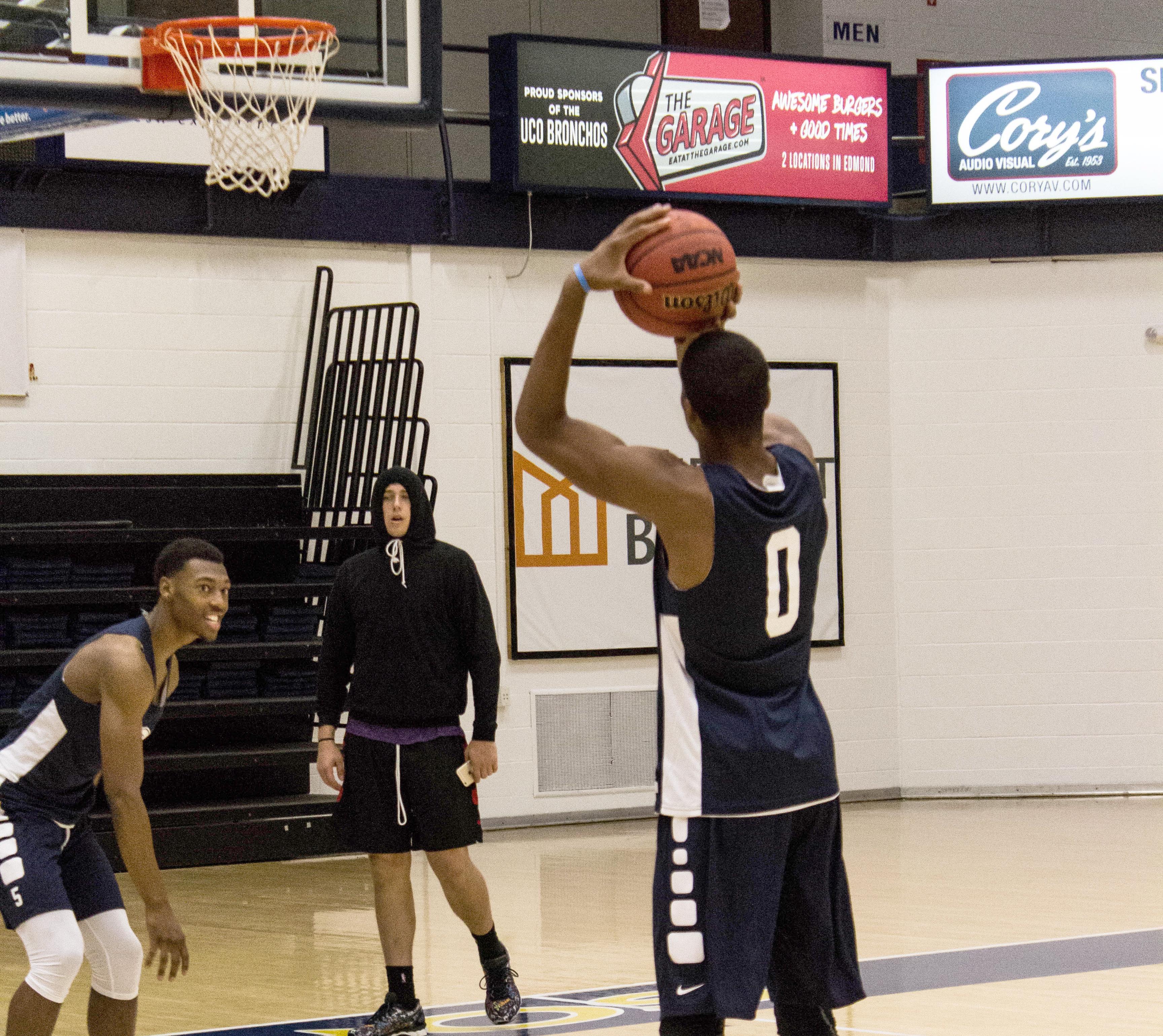 Basketball Brings the Thunder