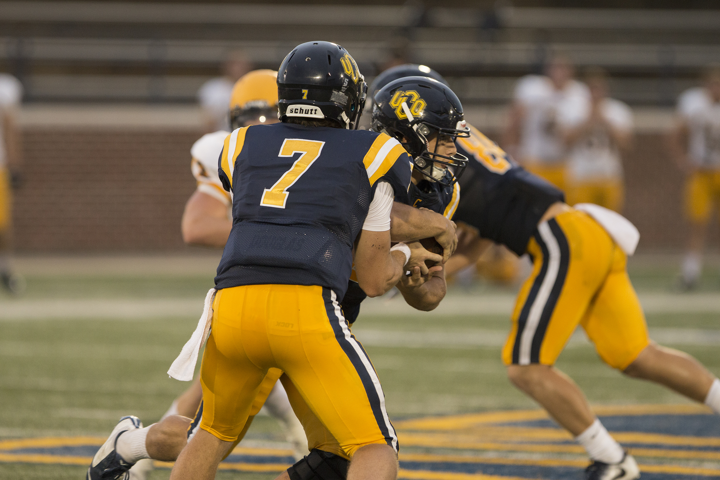 Bronchos Leader of the Stampede: UCO Starting Quarterback Chas Stallard