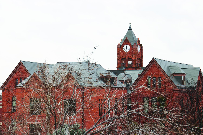 State Slashes University's Budget Again