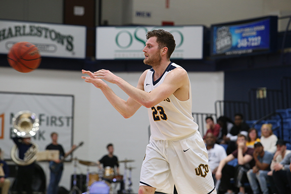 UCO Basketball's Star Forward: Corbin Byford Gets Sixth Year of Eligibility