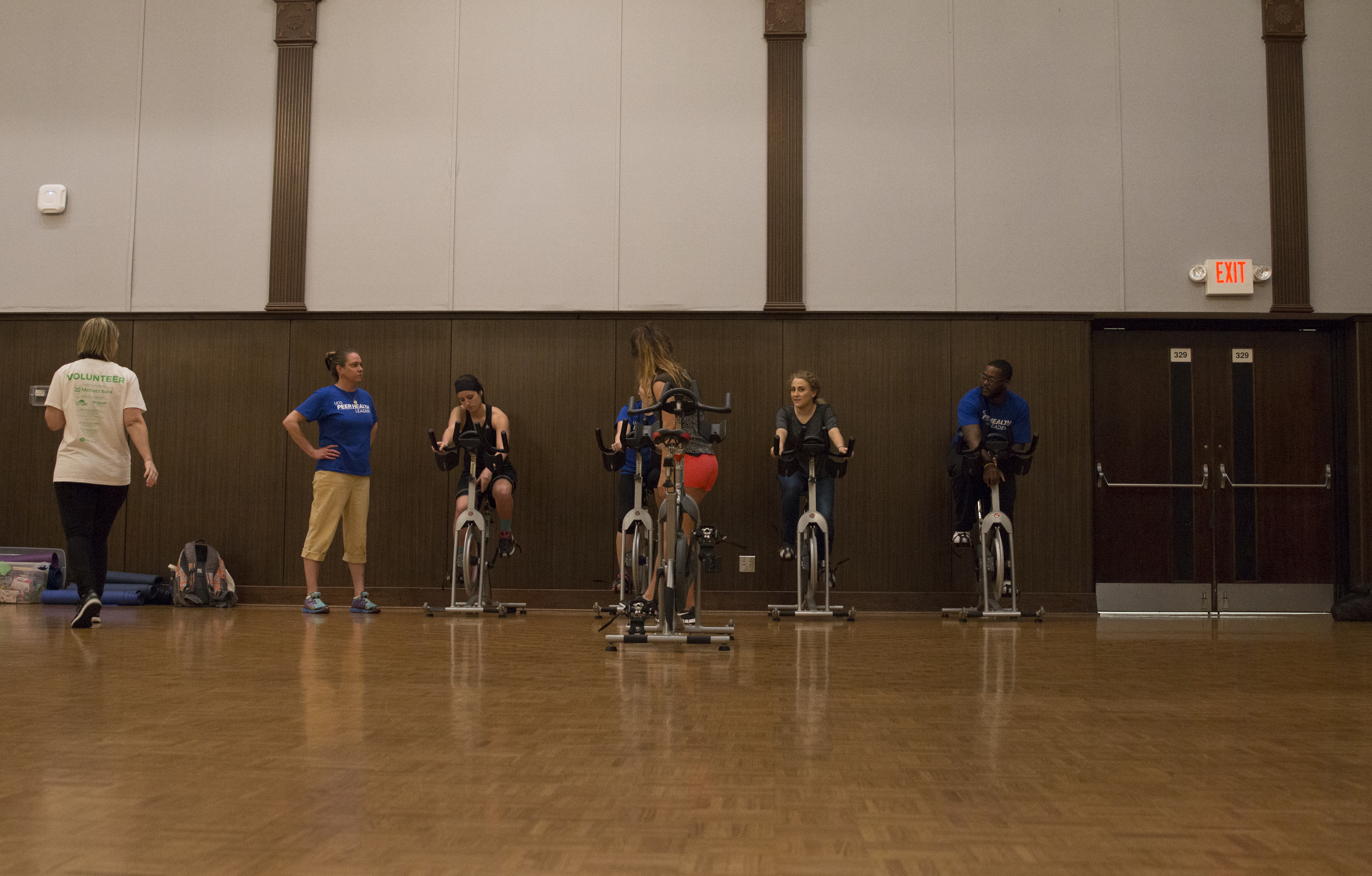 Campus Event Promotes Health and Wellness