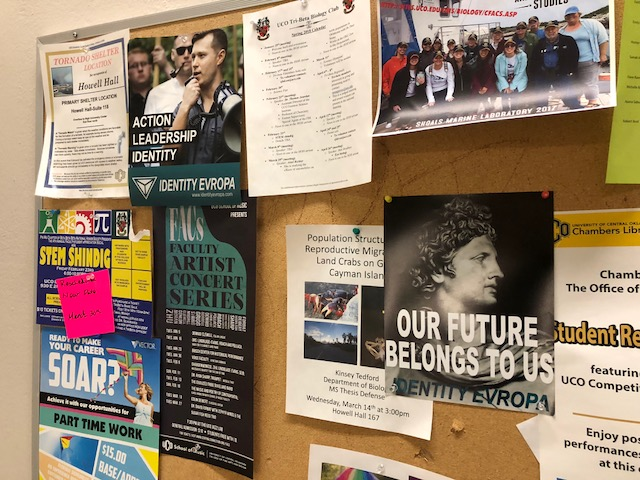White Nationalist Group Recruits on Campus