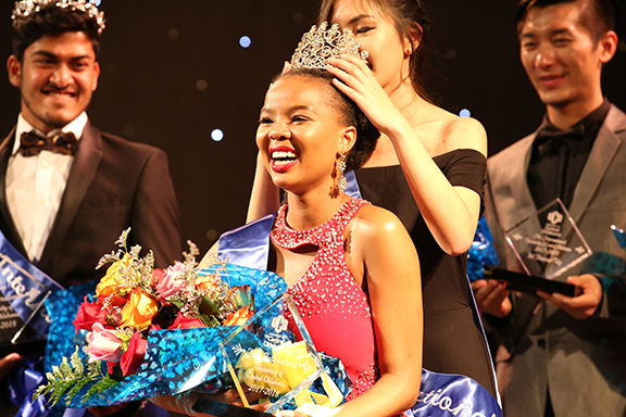 Mr. and Miss UCO International Crowned Last Friday