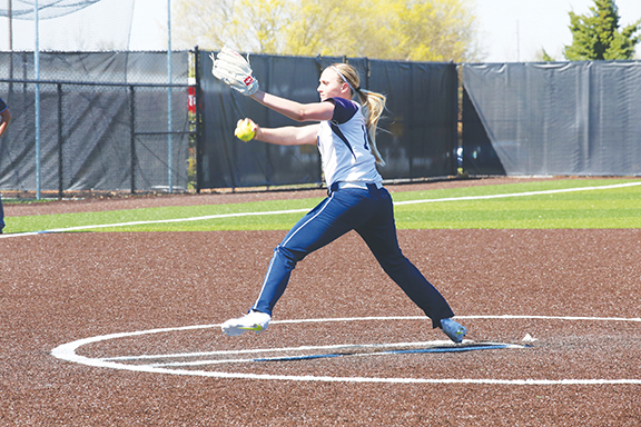 Jayden Chesnut Named Division II National Pitcher of the Week