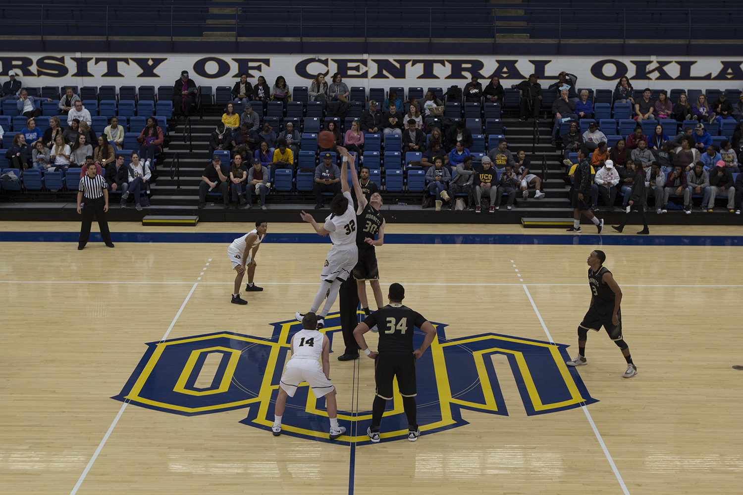 Byford Leads UCO Past Fort Hays State