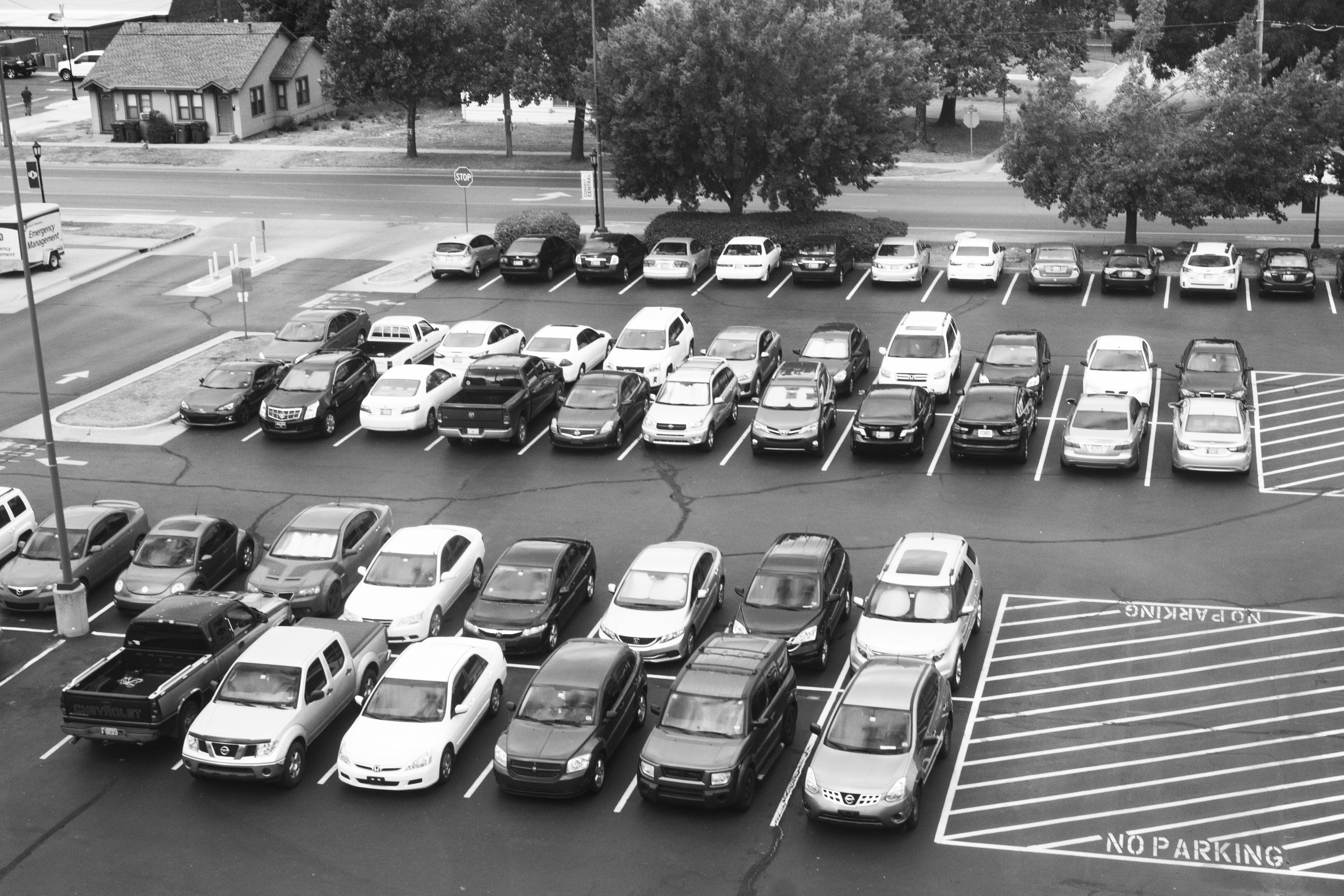 UCO's Transportation and Parking Services Introduce Parking Management Solutions