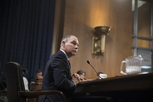 Oklahoma AG Scott Pruitt: 'I Do Not Believe Climate Change is a Hoax'
