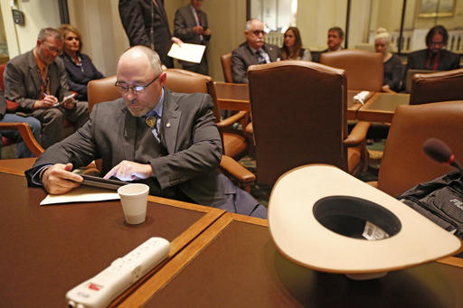 Plenty of Problems with Oklahoma Abortion Bill Besides 'Host' Comment