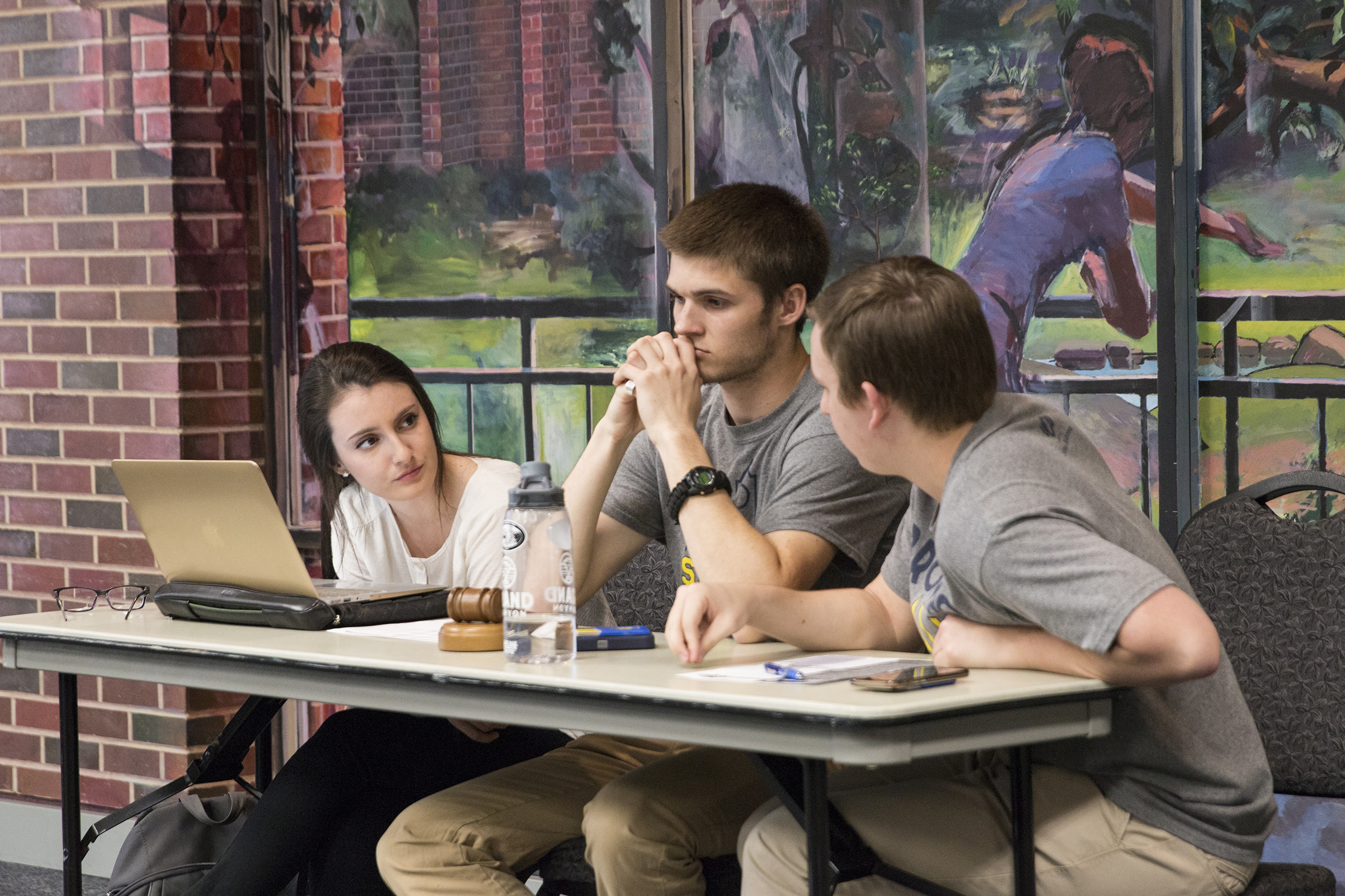 Student Congressional Violation: UCO Student Congress Breaks Open Meeting Act