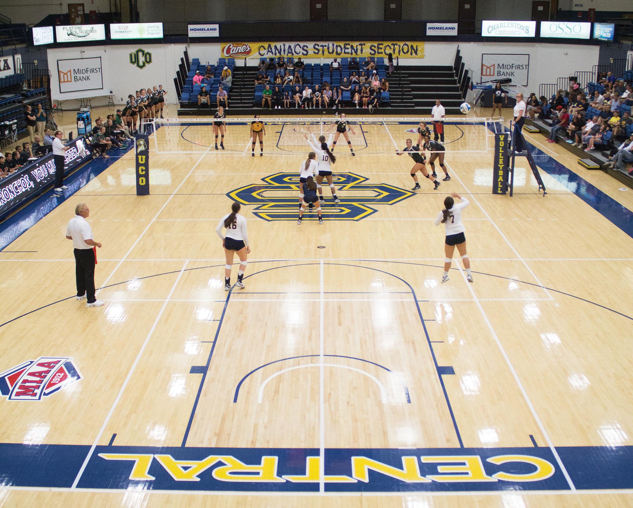 UCO Volleyball Season Set to Begin